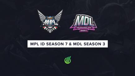 The results of MPL ID Season 7 and MDL Season 3 in Mobile Legends: Bang Bang