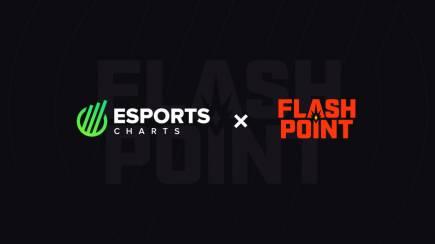 Esports Charts продолжает аналитическое партнёрство с Flashpoint