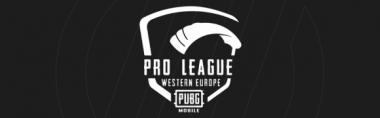 PUBG Mobile Pro League Season 1 2021 Western Europe