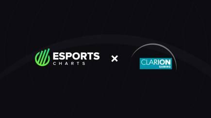 Esports Charts x Clarion Gaming