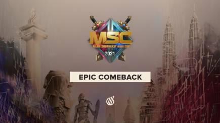 MSC 2021: эпическое возвращение серии