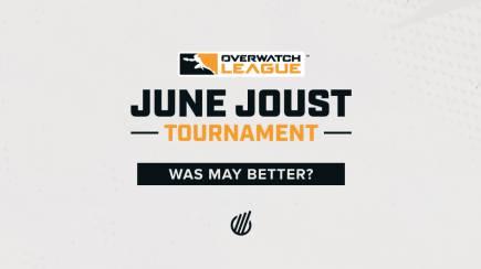 OWL 2021 June Joust viewership statistics