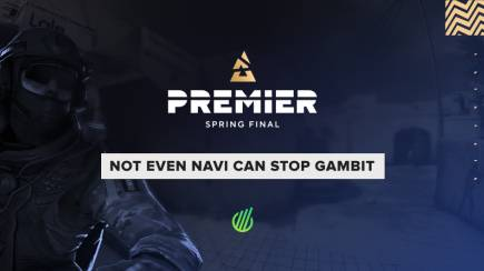 Even NAVI is unable to contain Gambit — the results of BLAST Premier 2021 spring season