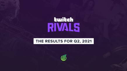 The most popular Twitch Rivals events in Q2, 2021